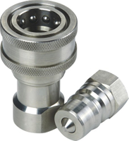 ISO 7241 B SERIES (STAINLESS STEEL)