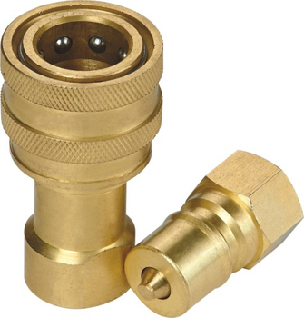 ISO 7241 B SERIES (BRASS)
